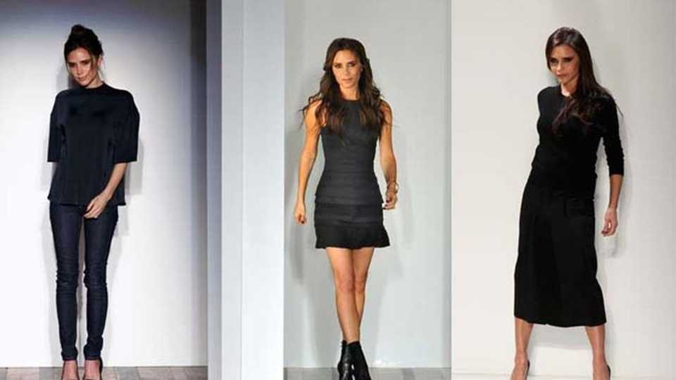 Victoria Beckham's Top Tips For Success As A Fashion