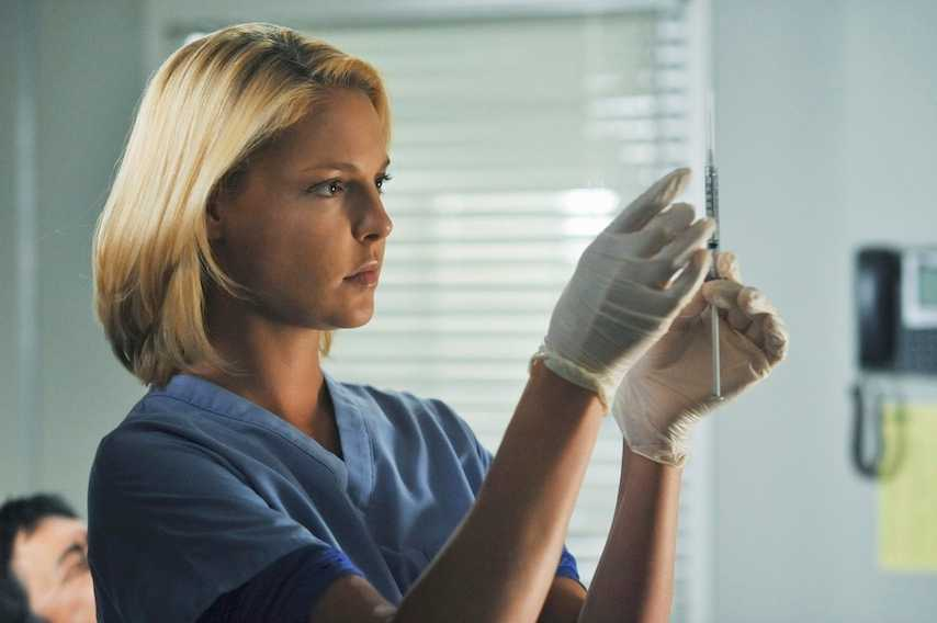 Katherine Heigl Speaks Out About Her Departure From Greys Anatomy