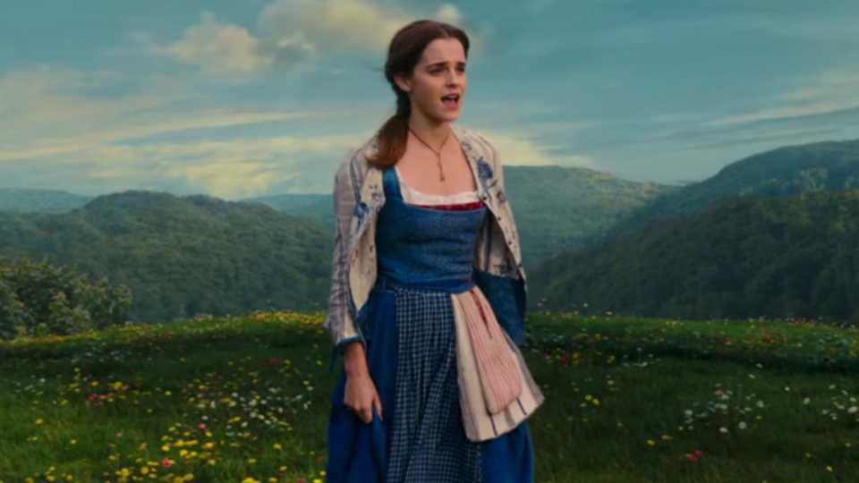 Emma Watson Sings Belle In A Brand New Beauty And The Beast