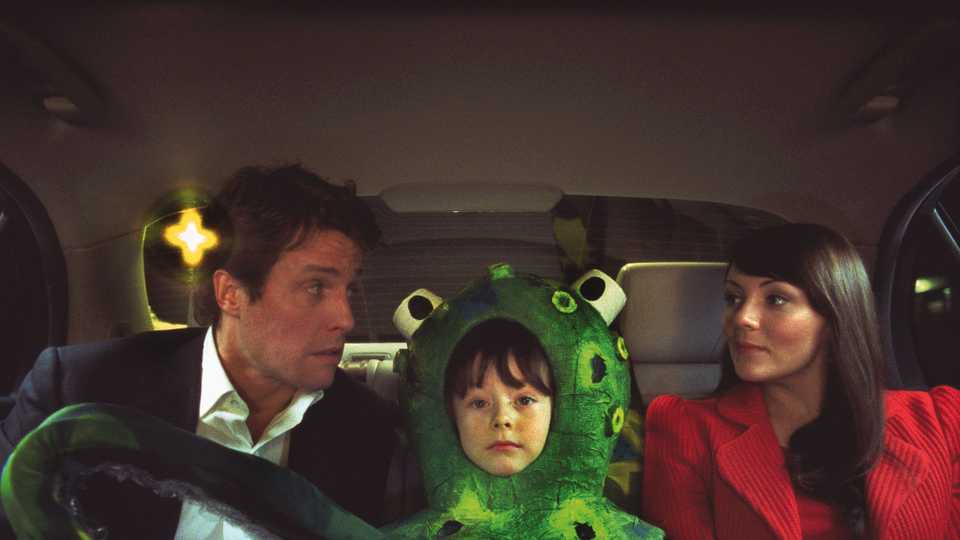 Best Christmas Movie - Love Actually
