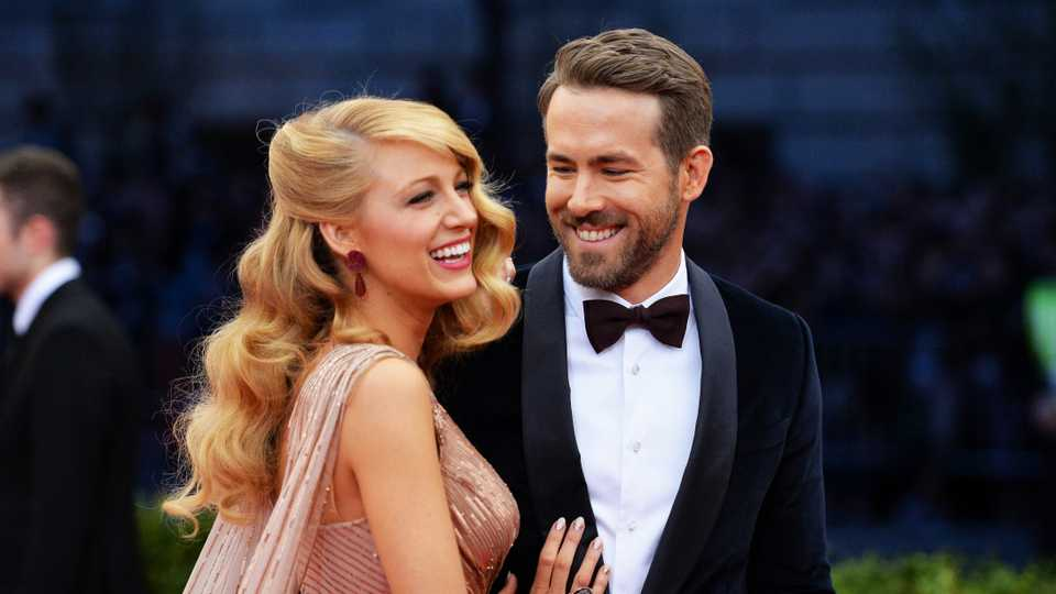 Blake Lively And Ryan Reynolds Relationship Timeline Grazia
