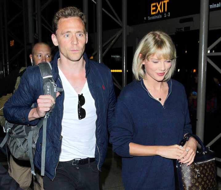 Tom Hiddleston Gets Testy When Asked About Taylor Swift Grazia