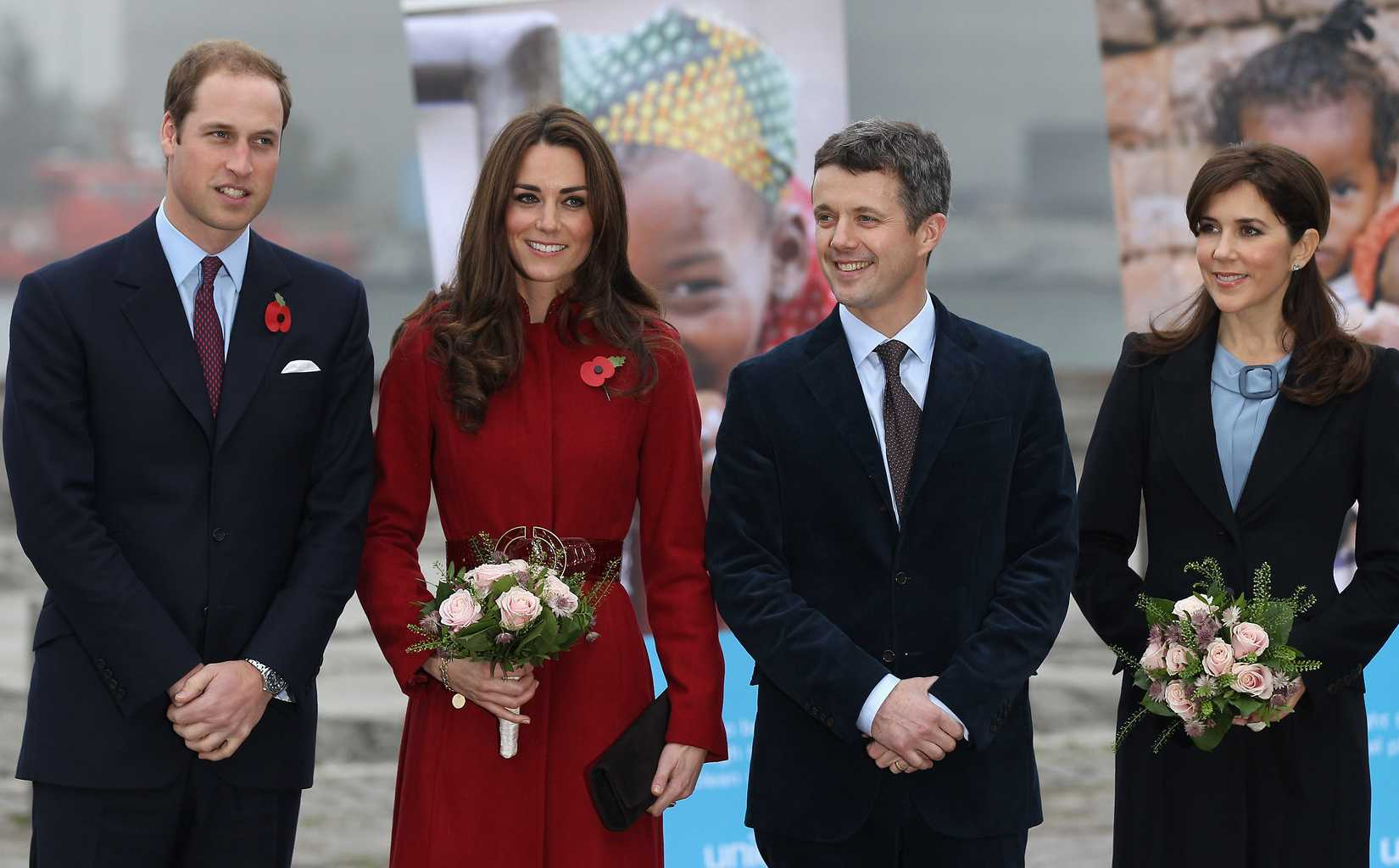 Danish royal family your need to know grazia kate middleton and prince william visited denmark in 2011 getty sciox Image collections