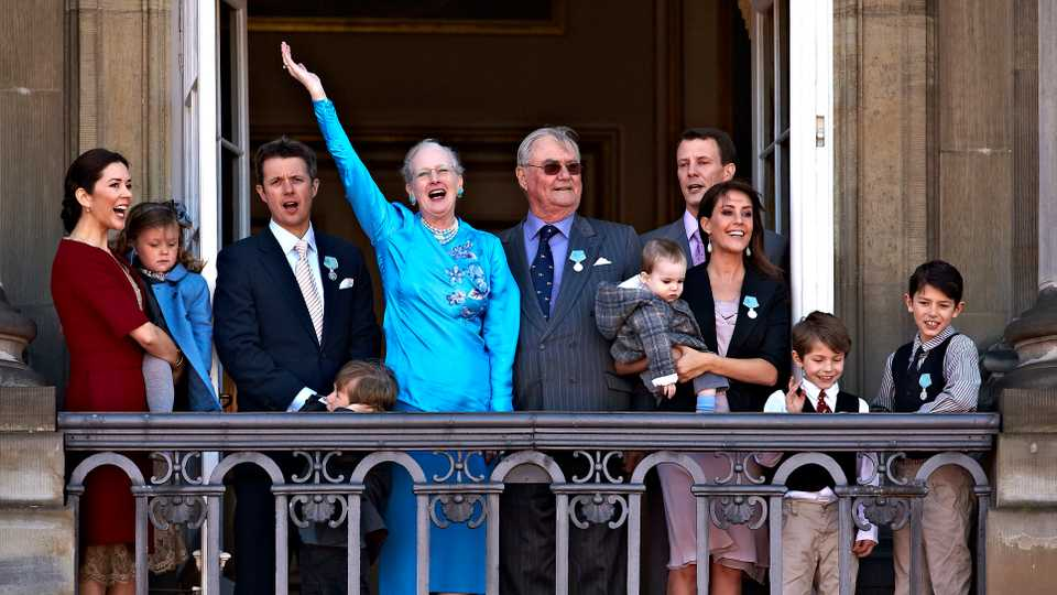 Danish Royal Family Your Need To Know Grazia