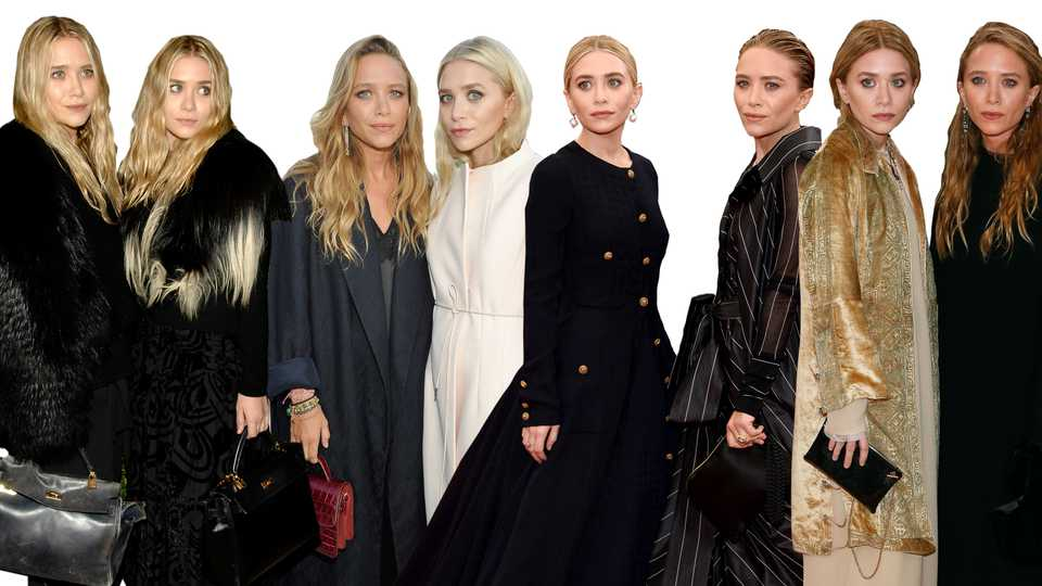 An A Z Guide On Dressing Like The Olsen Twins Grazia