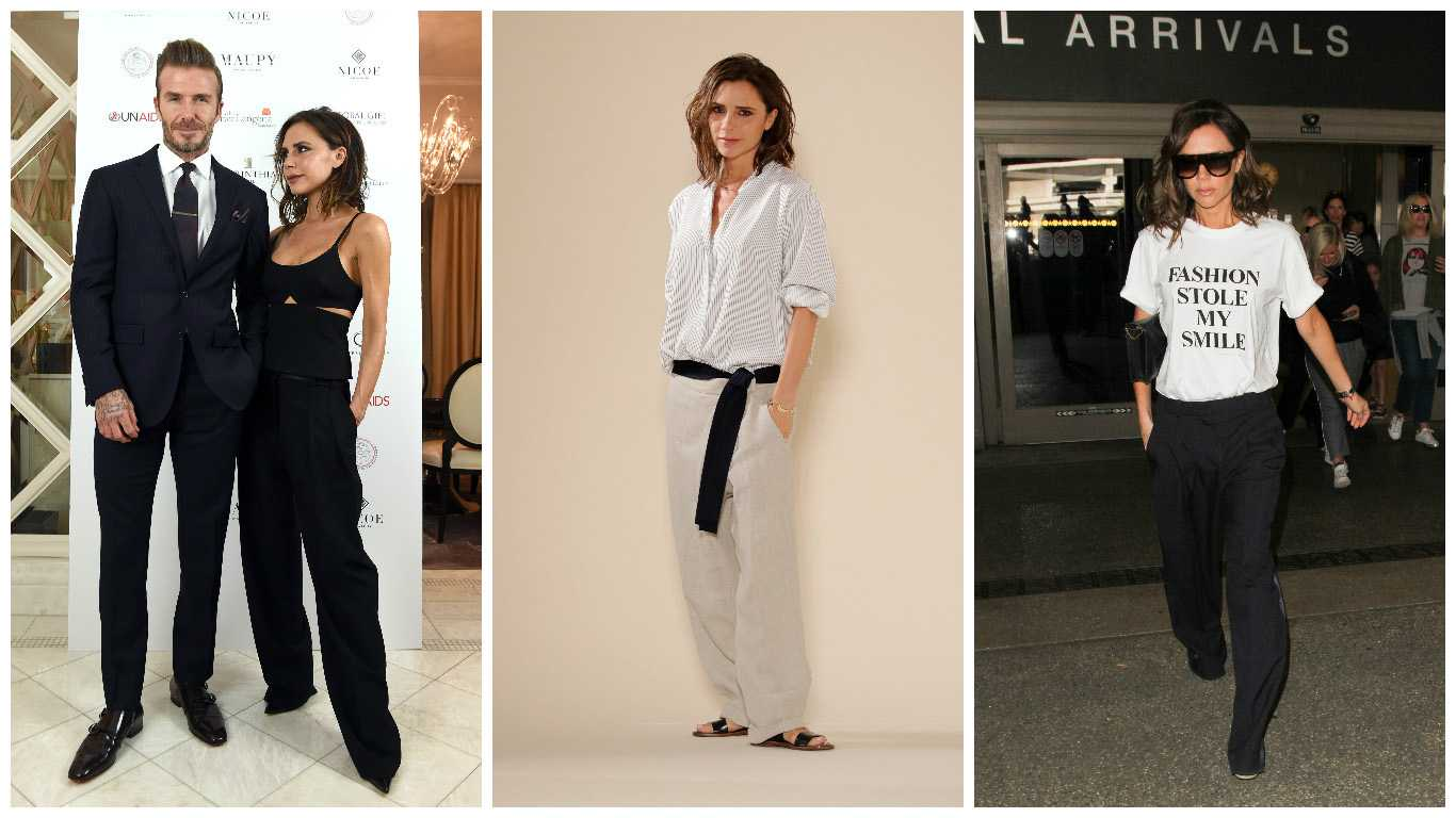 ee3455e37c Victoria Beckham s Style Evolution  From Posh To Powerful