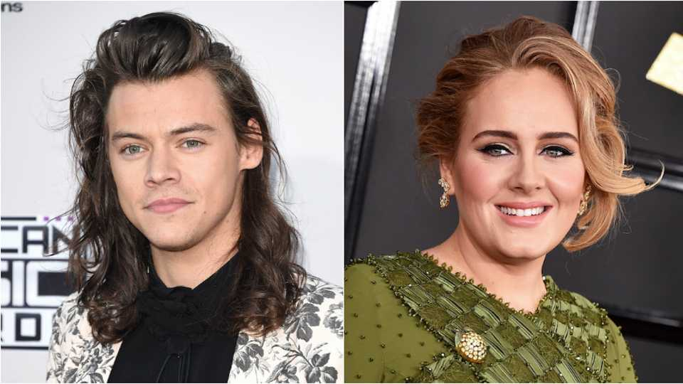 Adele Gave Harry Styles The Perfect 21st Birthday Gift