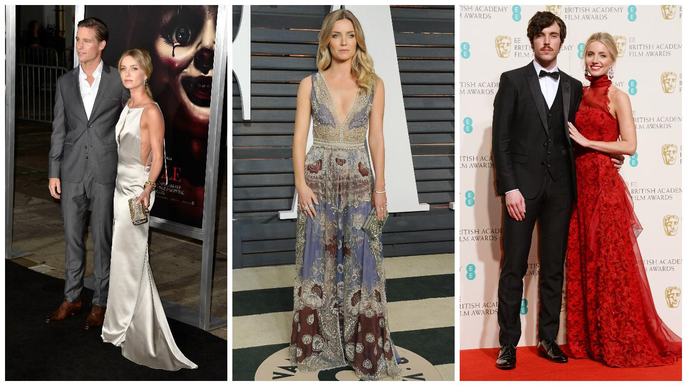 About the life of Annabelle Wallis 80