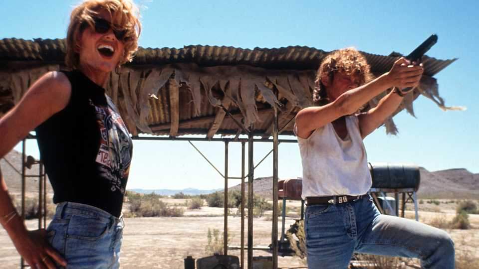 Thelma And Louise A Feminist Portrayal Of