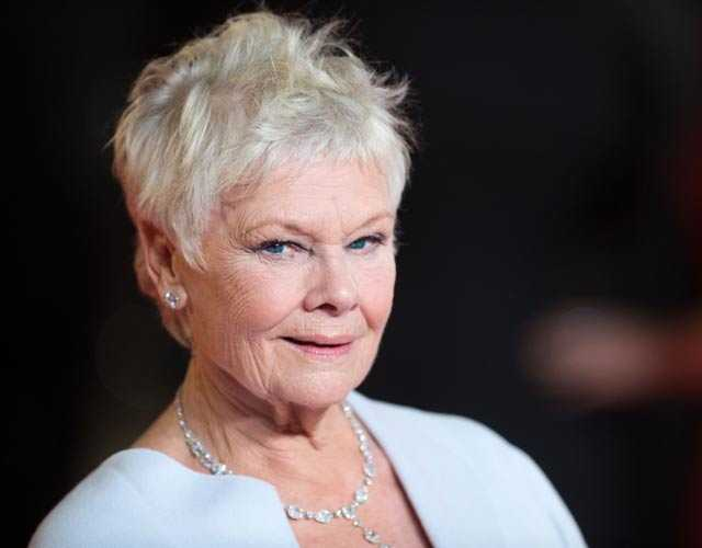 Judi Dench Champions Sex For The Over 80s - Grazia