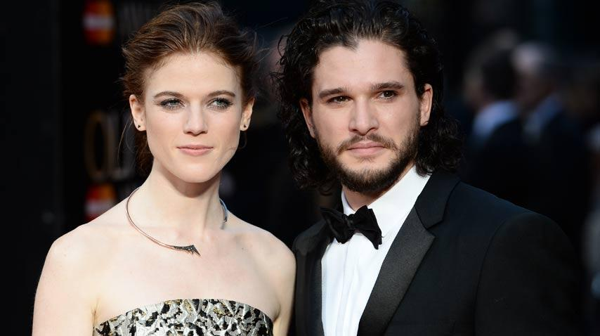 Why Game of Throness Rose Leslie and Kit Harington Are Having Wedding-Planning Troubles