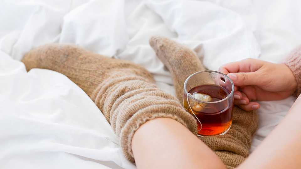 The Health Benefits And Uses Of Detox And Herbal Teas Grazia