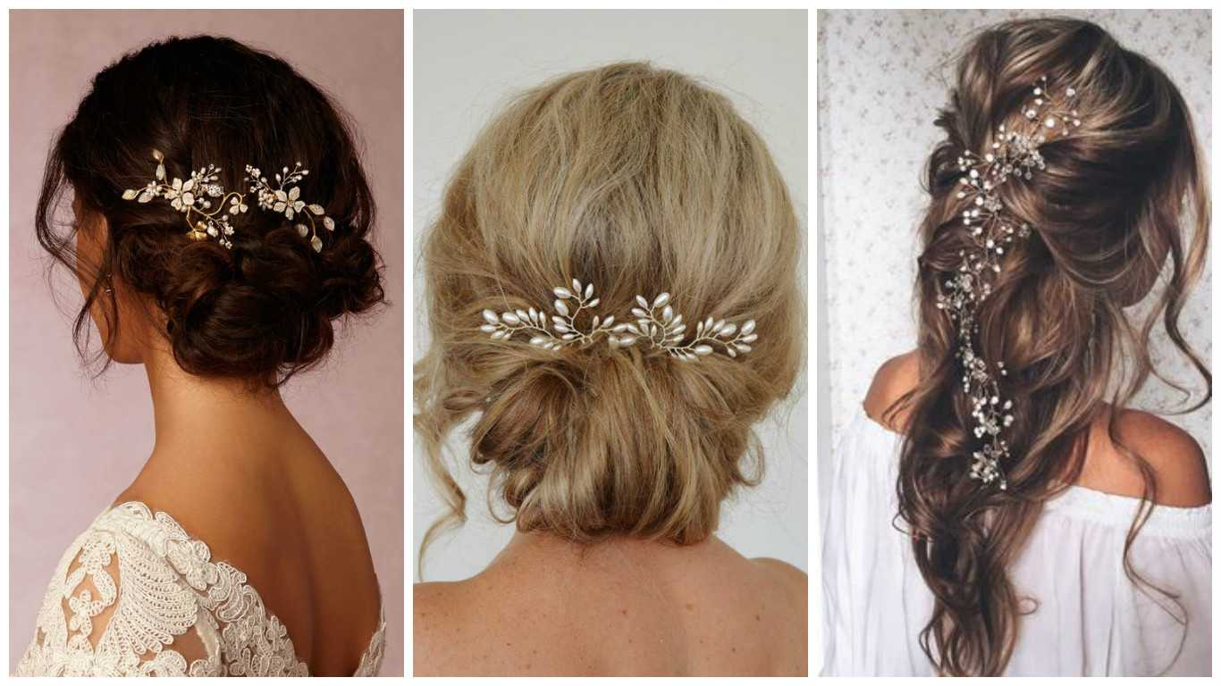 the prettiest wedding hair accessories to buy now | grazia
