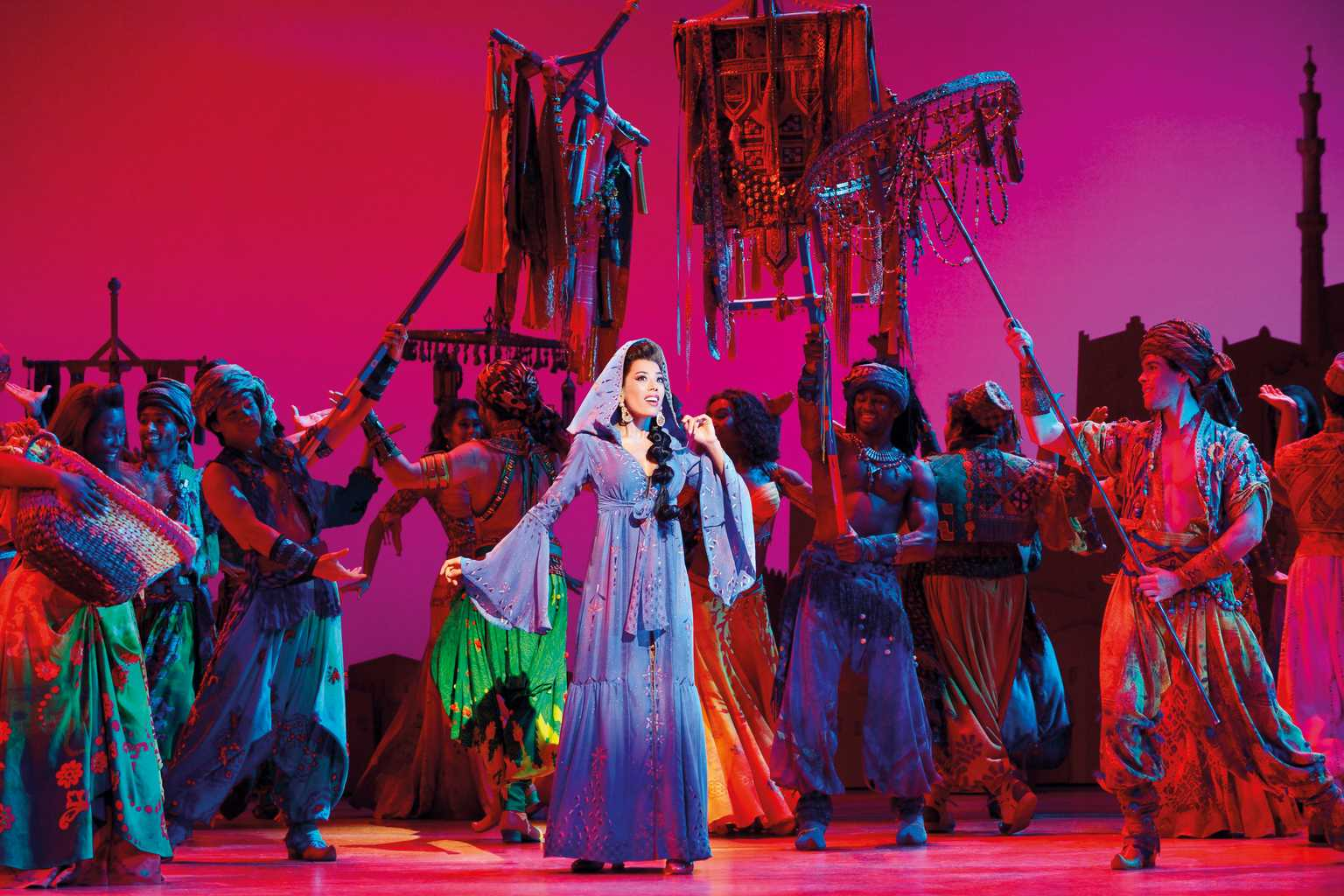 Aladdin At The Prince Edward Theatre Photographed By Deen Van Meer C Photographer