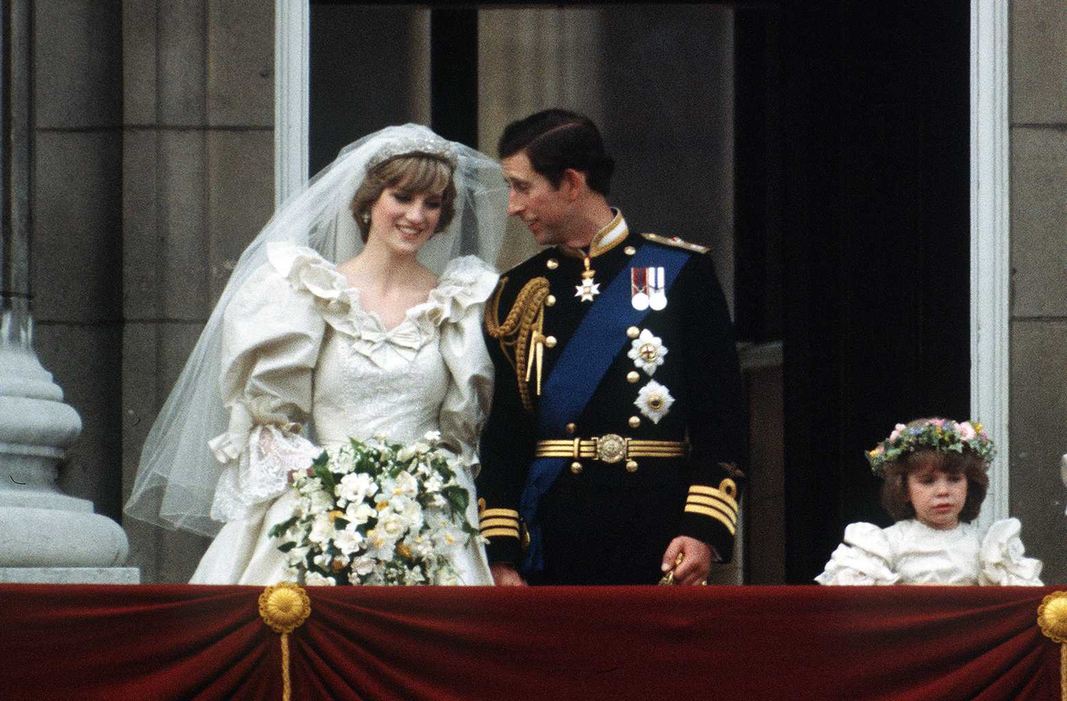 Princess Diana Marries Prince Charles C Getty Images