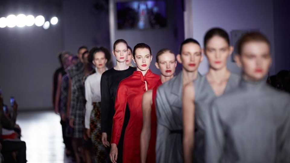 Win A Pair Of Luxe Tickets To London Fashion Week Festival Grazia
