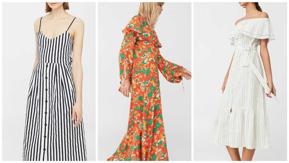 The latest summer fashion trends for women in
