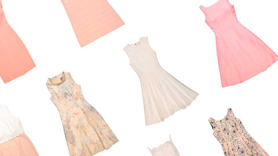 Play Dress Up With These Sweet Summer Frocks And Accessories Grazia