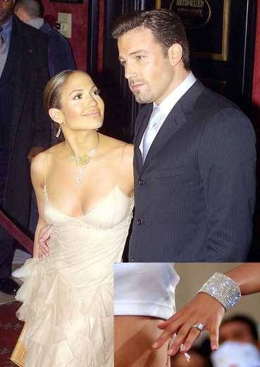 The Most Dazzling Celebrity Engagement Rings Of All Time