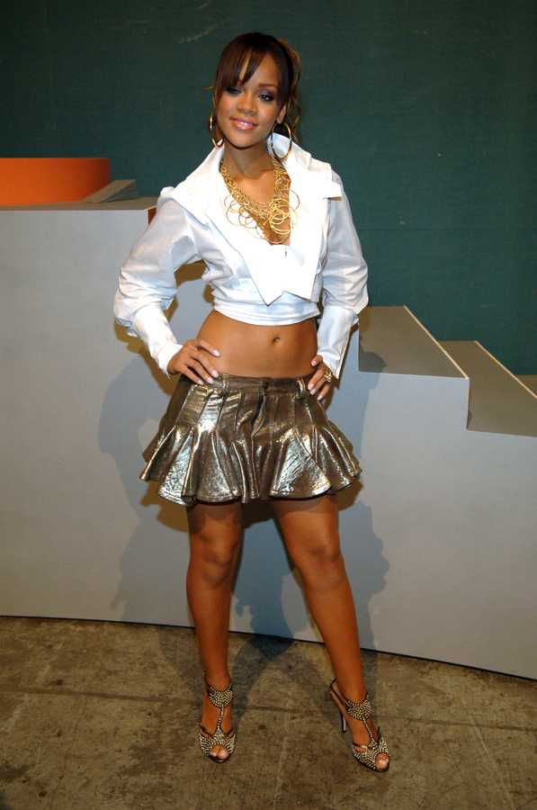 31 of Rihannau0026#39;s Most Memorable Outfits Of All Time | Grazia