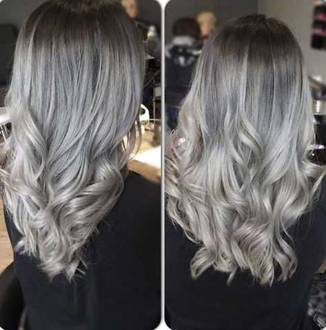 Balayage hair everything you need to know grazia can i get grey balayage solutioingenieria Gallery