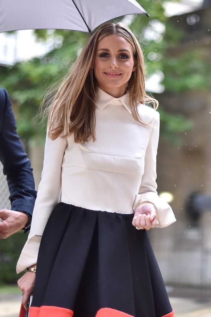 Want Olivia Palermo S Glossy Hair Her Stylist Reveals The