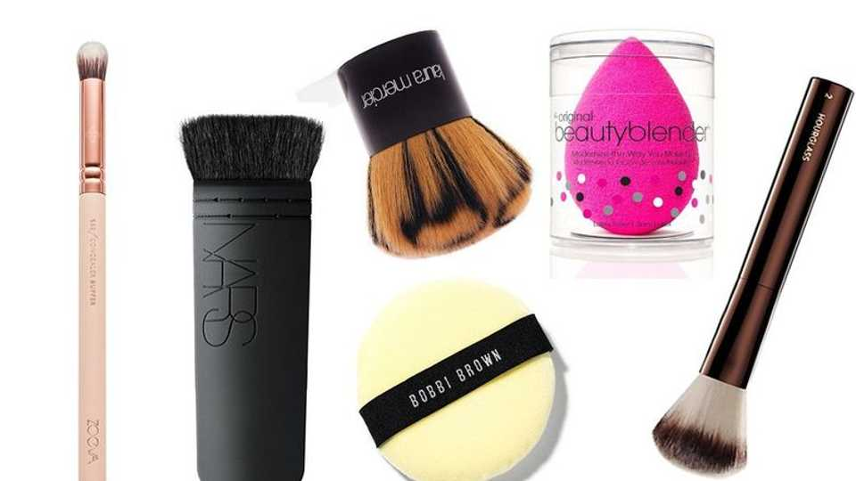 The Very Best Makeup Brushes, According To Our Rigorous And ...