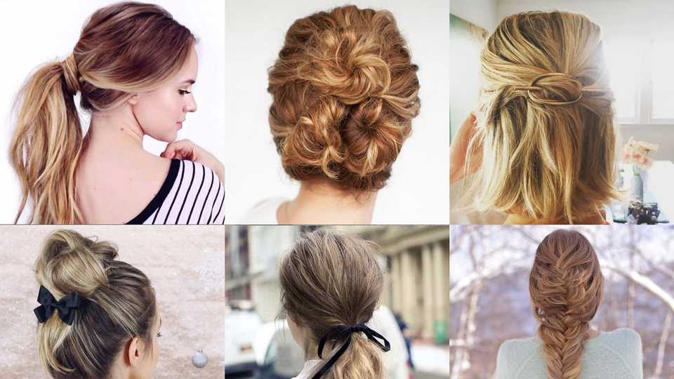 8 Easy Next-Day Hairstyles From Instagram
