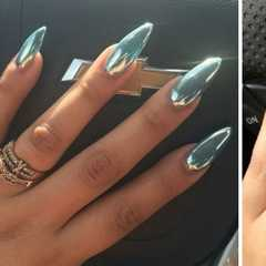 the best nail art trends to try this winter - Best Christmas Nail Design Ideas