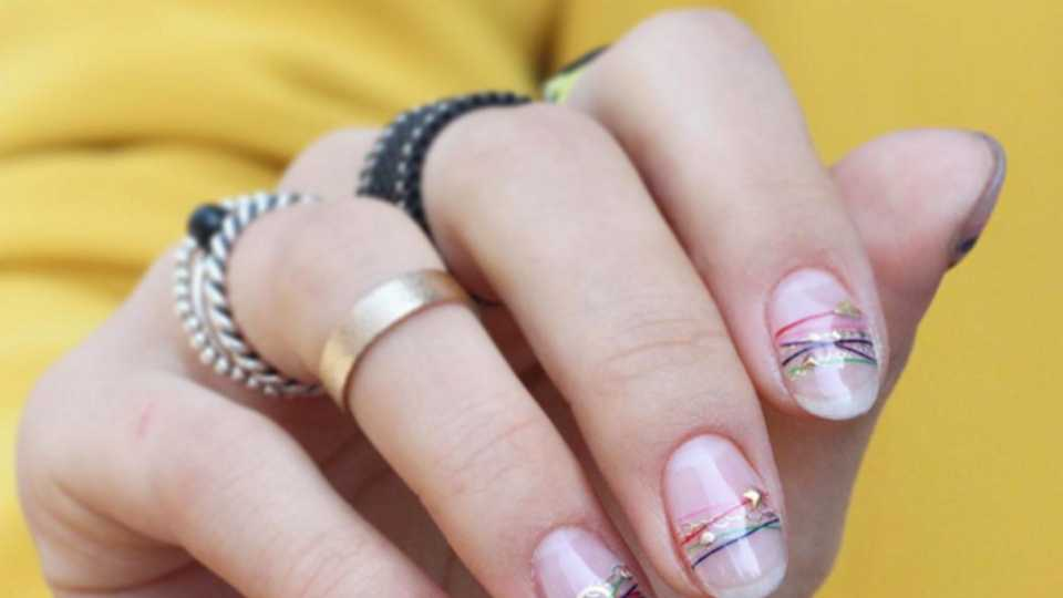 Bracelet Nails Are The Latest Beauty Trend We\'re Obsessed With | Grazia
