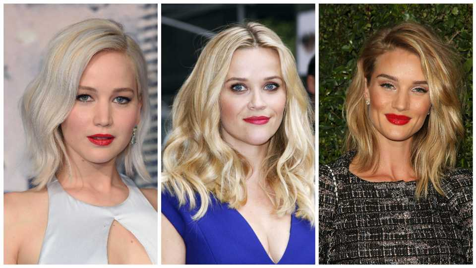 How To Choose The Perfect Shade Of Blonde For You Grazia