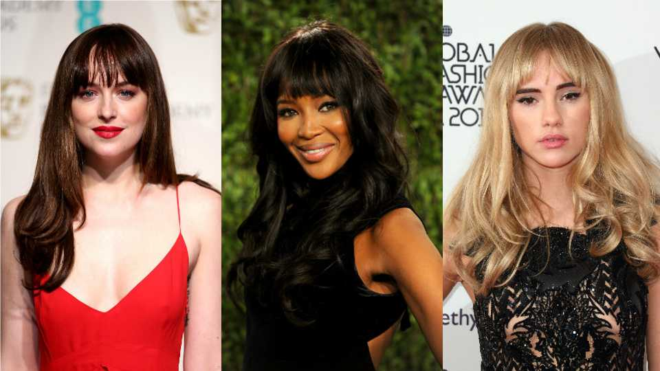 Here Are 25 Long Hairstyles That Will Make You Want To Get A Fringe