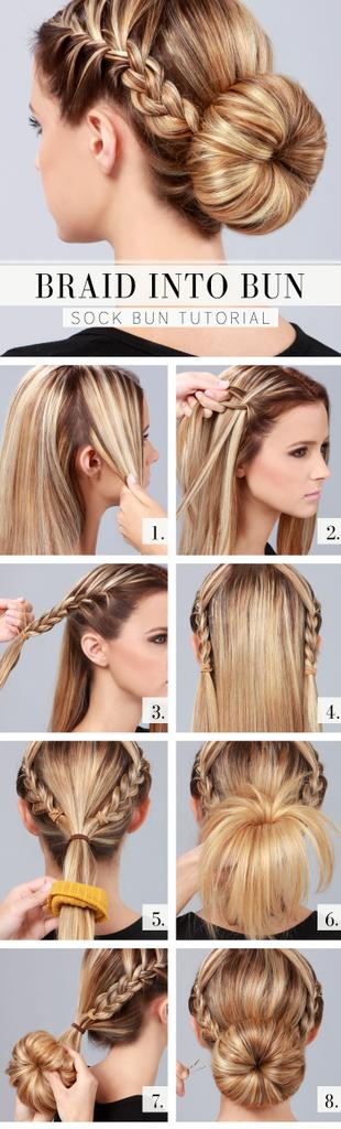 Once Rolled Up To The Hair Tie, Securely Fasten With Bobby Pins And You  Have A Cute Pulled Back Hairstyle For Any Occasion!