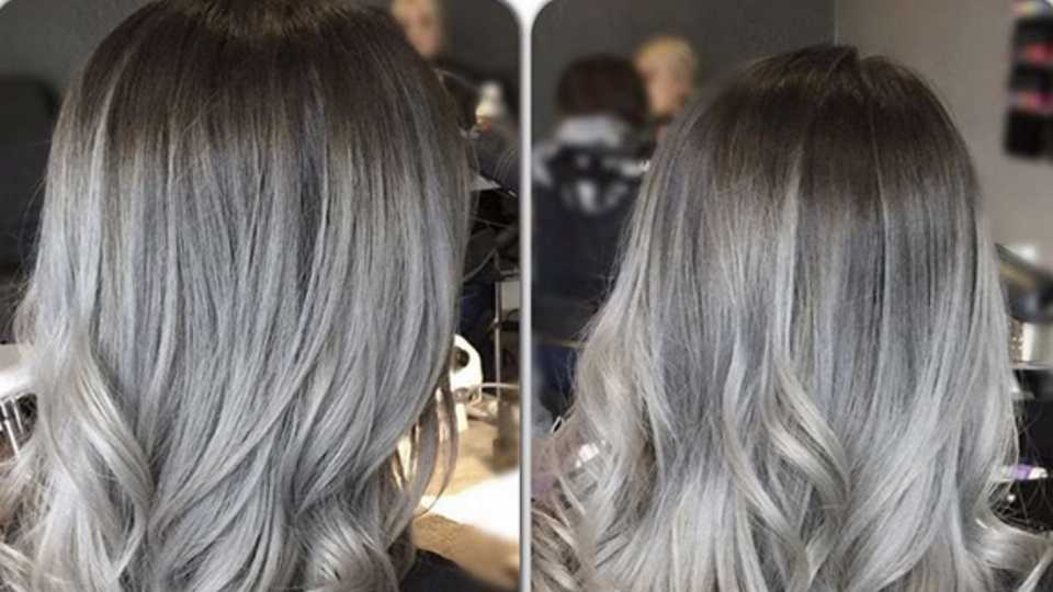 Grey Ombr What You Need To Know Before Trying The Trend Grazia