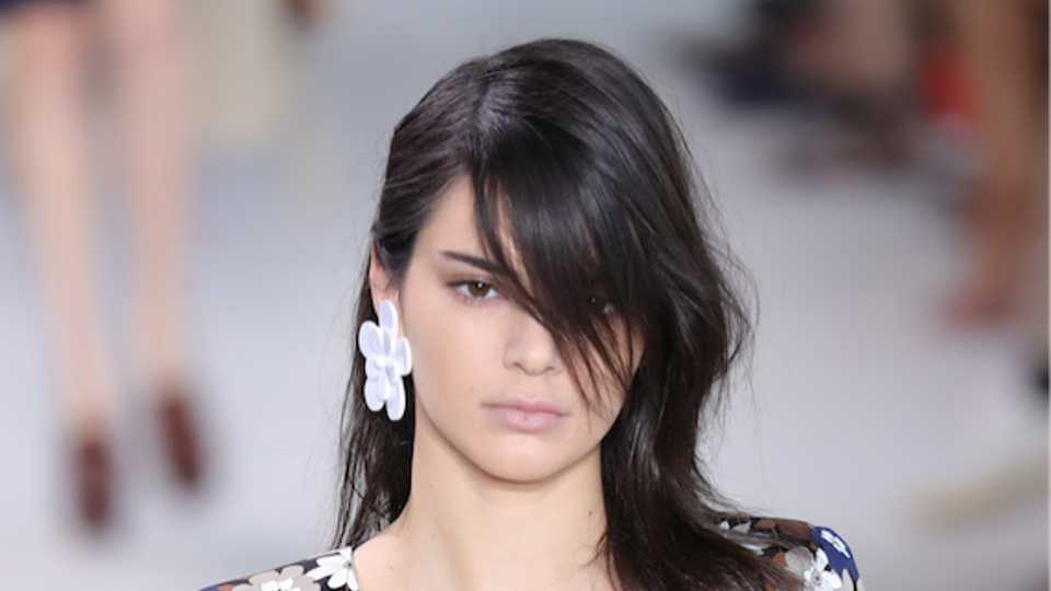 Kendall Jenner Reveals The Secret To Her Shiny Hair Grazia