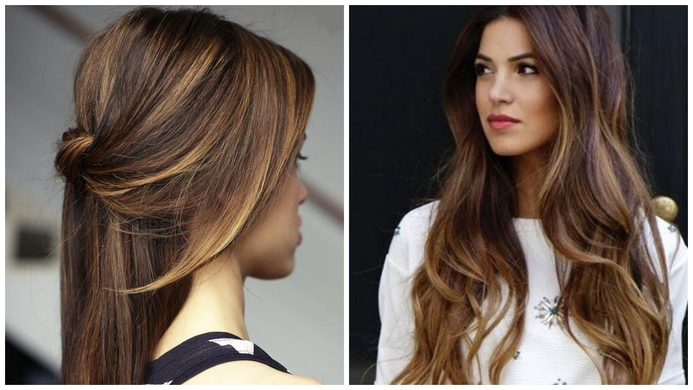 The New Balayage Tiger Eye Hair Is A Trend You\u0027re Going To Love