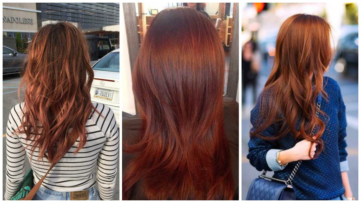 Heres Everything You Need To Know About Maintaining Auburn Hair