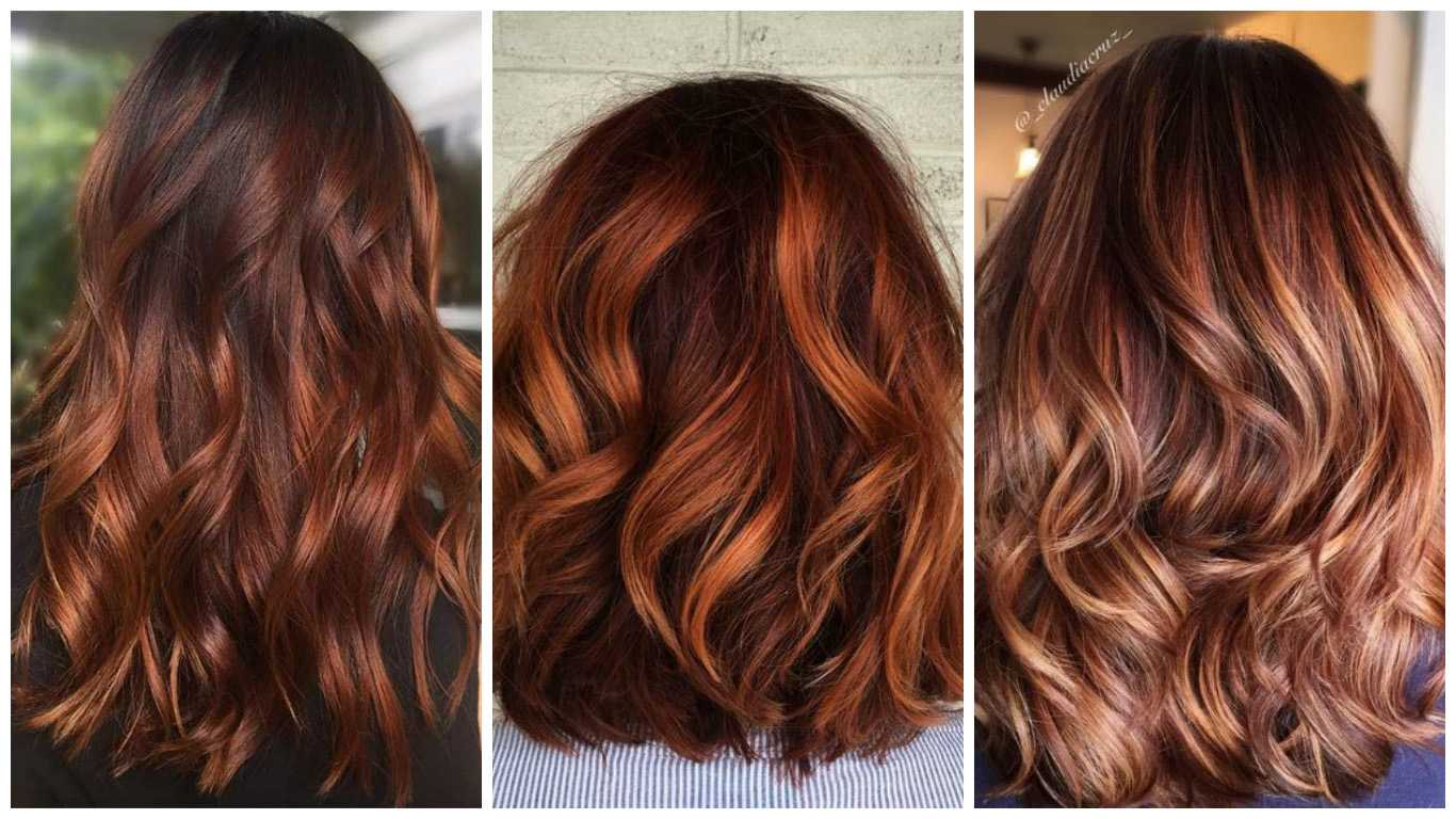 Everything You Need To Know About Auburn Hair Grazia