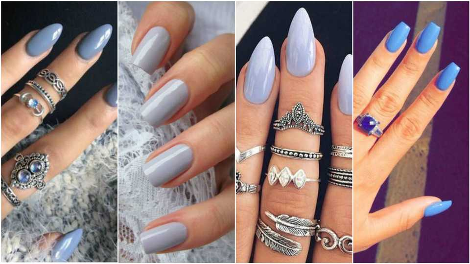 The 7 different nail shapes find what suits you grazia the 7 different nail shapes find what suits you solutioingenieria Gallery