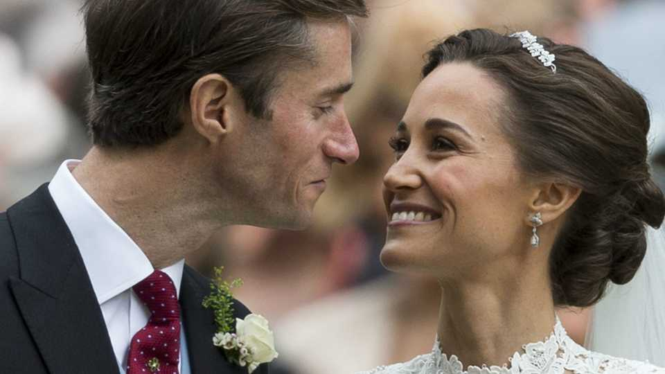 A Step By Guide To Pippa Middletons Wedding Hair