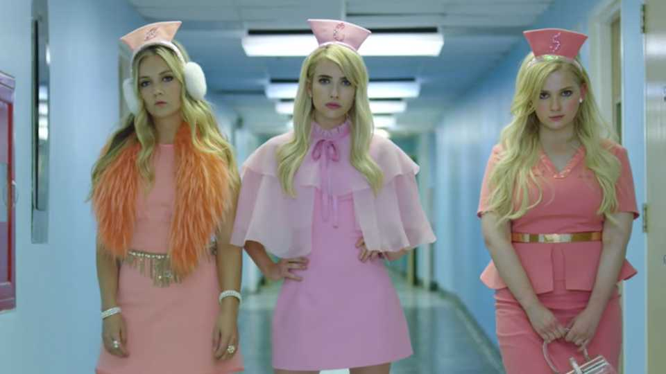 12 group halloween costume ideas from scream queens to clueless grazia