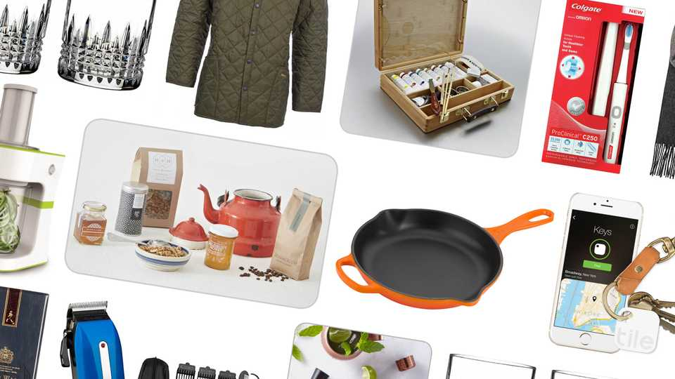 Christmas Gift Guide: For Dads | Grazia