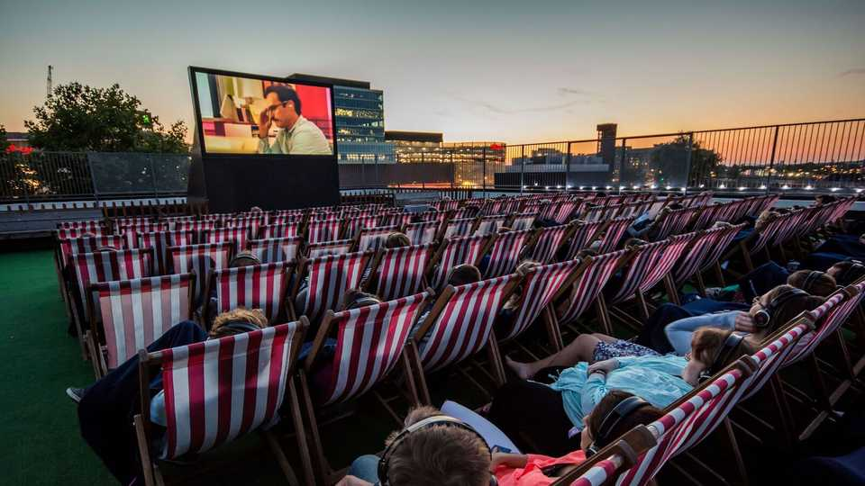 The Best Outdoor Cinema Screenings To Book This Summer