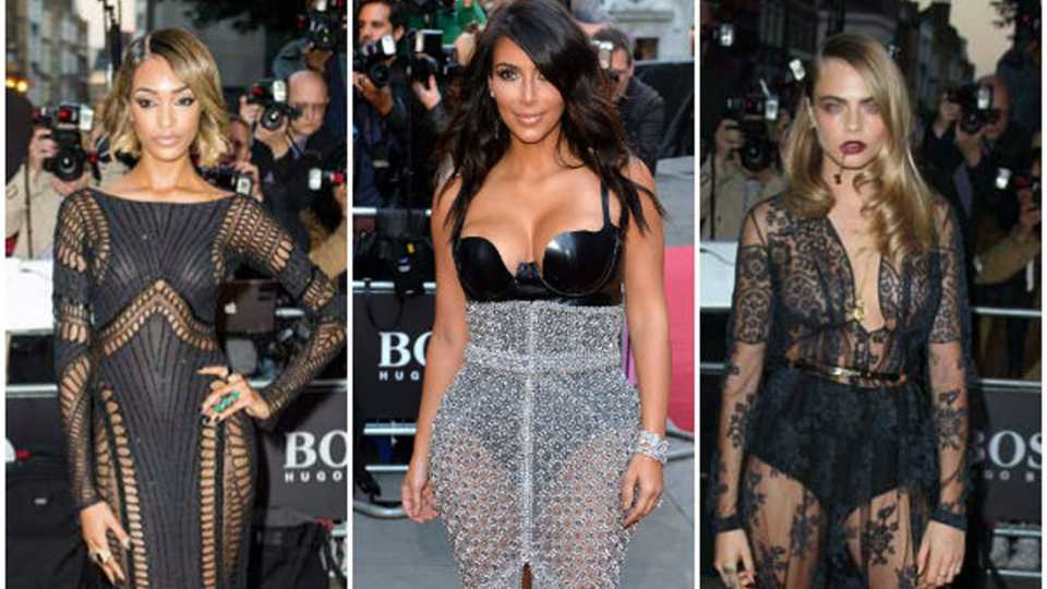 GQ Awards 2014: The Stars Were Out In Force And Kim Kardashian West Won 'Woman Of The Year'