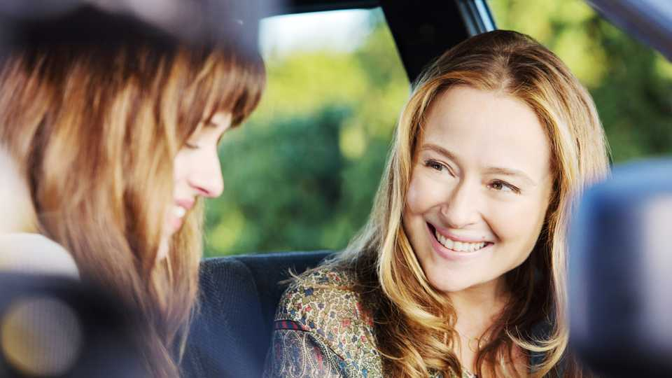 Fifty Shades Actress Jennifer Ehle Incredible As Carla Steele Grazia