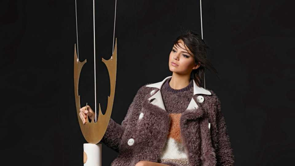 Further Proof Kendall Jenner Is Karl Lagerfeld's No.1 Muse