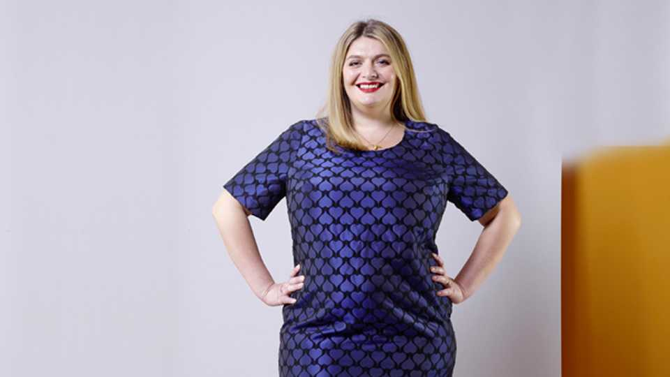 So Brit Girls Are The Fattest In Europe? Bryony Gordon Reveals How She Put On 4st In A Year (And Couldn't Be Happier)