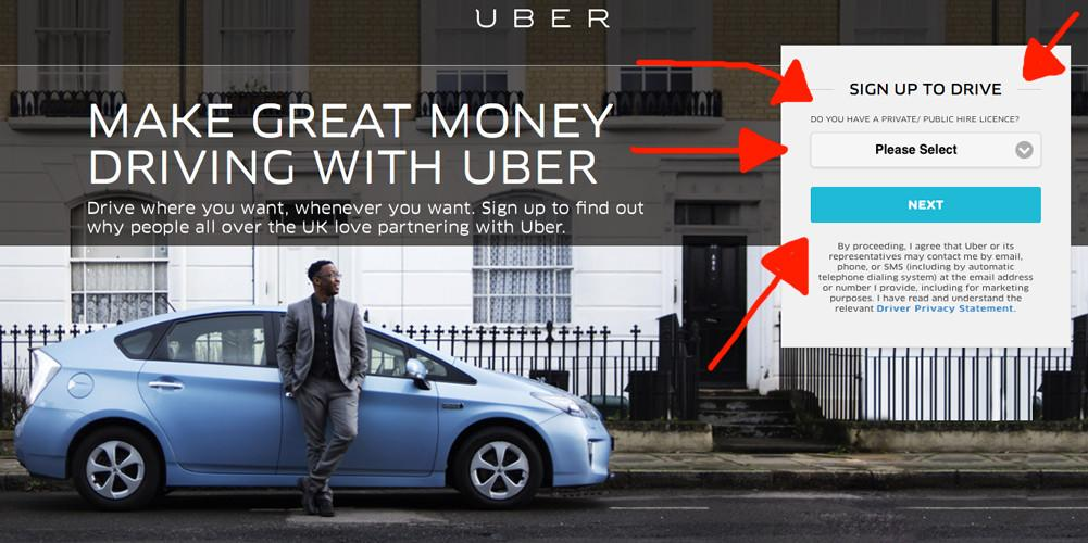 Make money with uber without driving