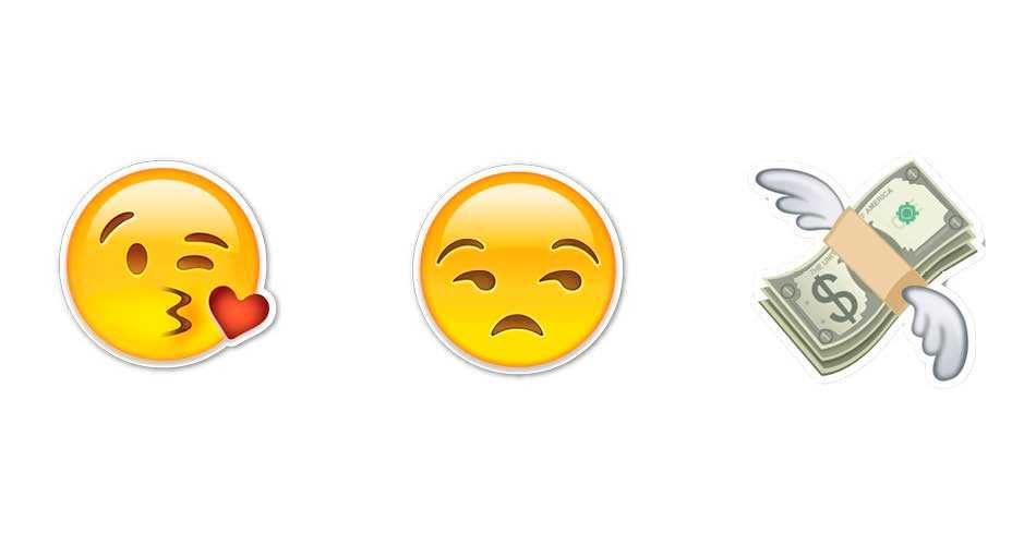 What Do The Emoji We Use Most Say About Us Grazia