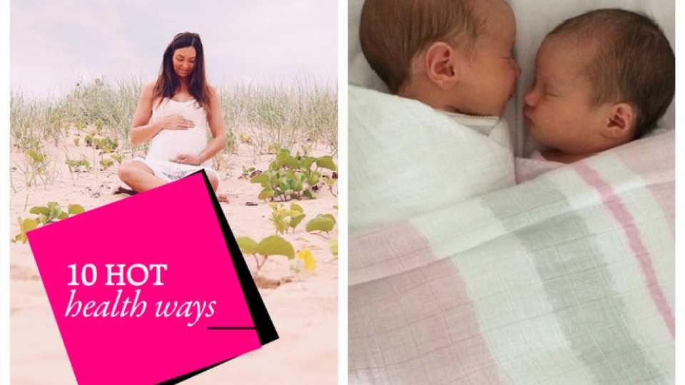 10 Hot Healthy Ways To... Protect Your Fertility